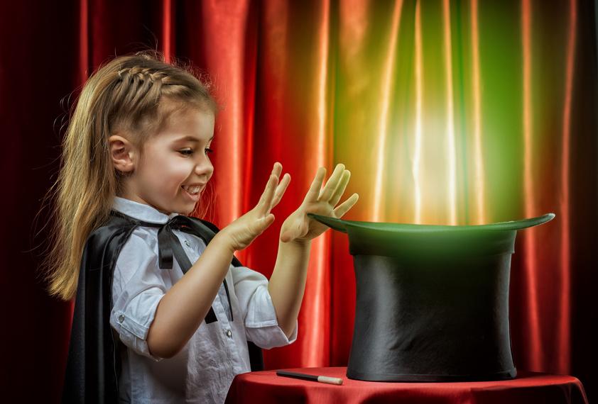 Kinderzauberei / Kinderzauberer
